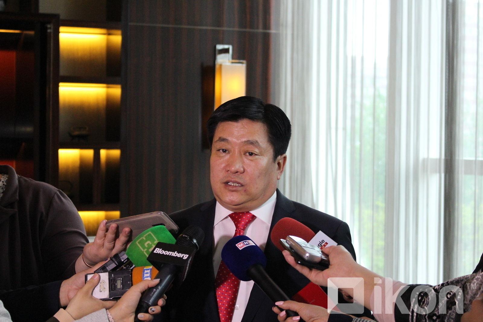 Б.Энх-Амгалан: Транзит тээврийн тарифыг 50 хувь хөнгөлнө гэдгээ Хятадын тал бичгээр мэдэгдсэн
