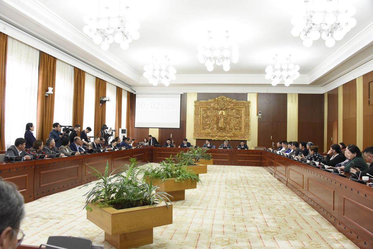 Монгол Улсын Их Хурлын 2018 оны 73 дугаар тогтоолын биелэлтийн тайланг сонслоо