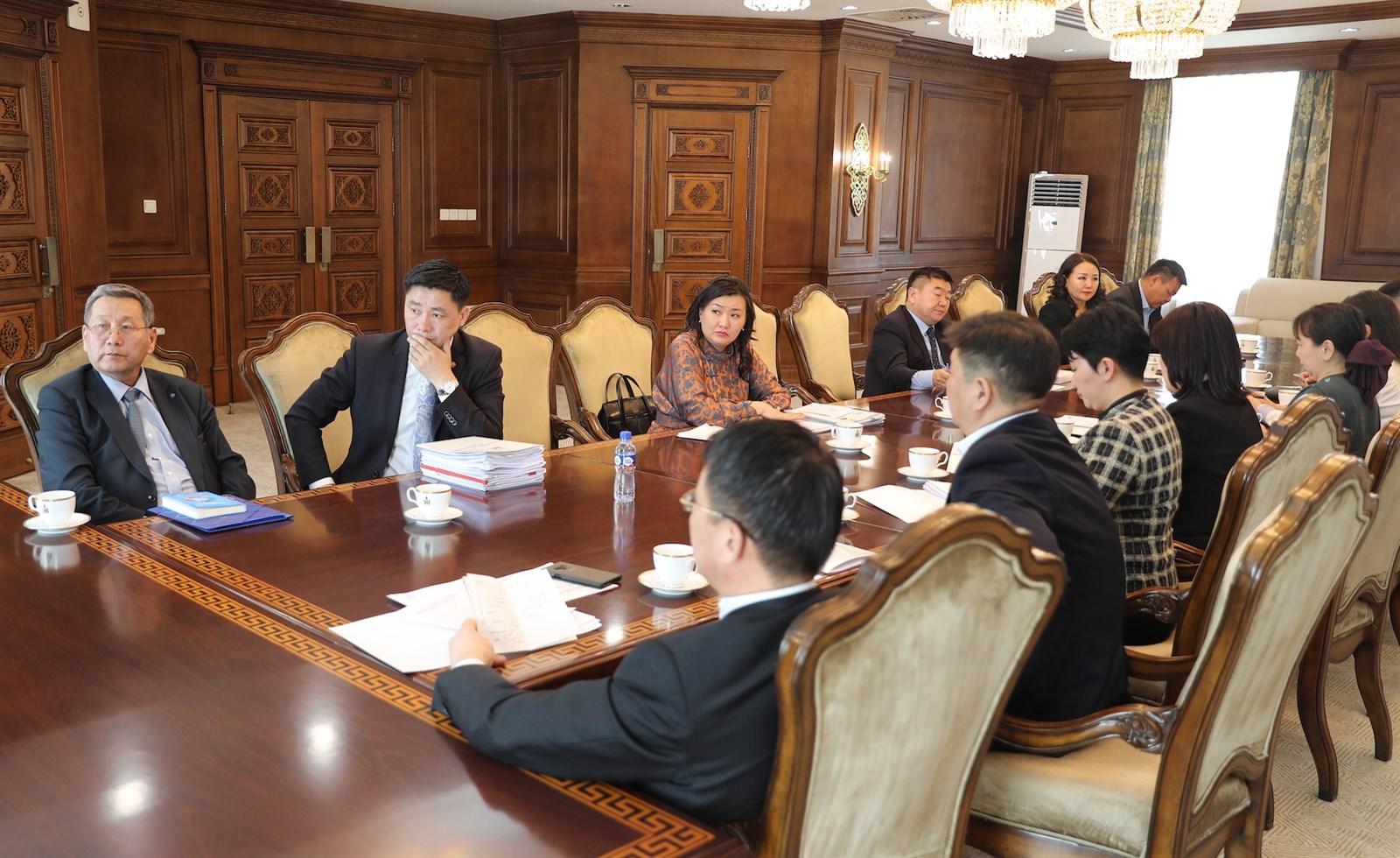 ОУПХ-ны Ази, Номхон далайн бүлгийн чуулган Улаанбаатарт болно