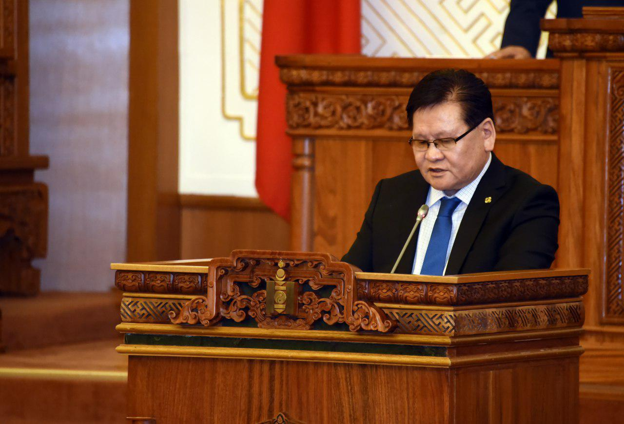 Монгол Улсын эдийн засаг, нийгмийг 2018 онд хөгжүүлэх үндсэн чиглэлийн биелэлтийг хэлэлцлээ