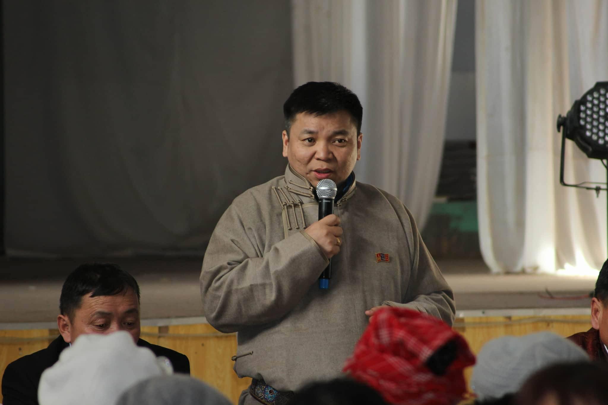 УИХ-ын гишүүн Л.Энхболд Номгон суманд ажиллалаа