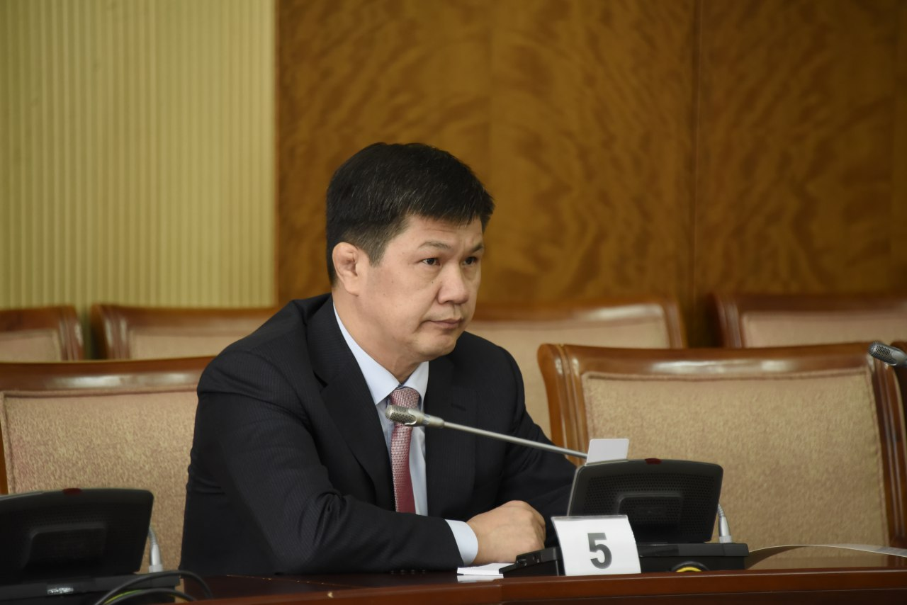 Монгол Улсын Ерөнхий Аудитороор Д.Занданбатыг томиллоо