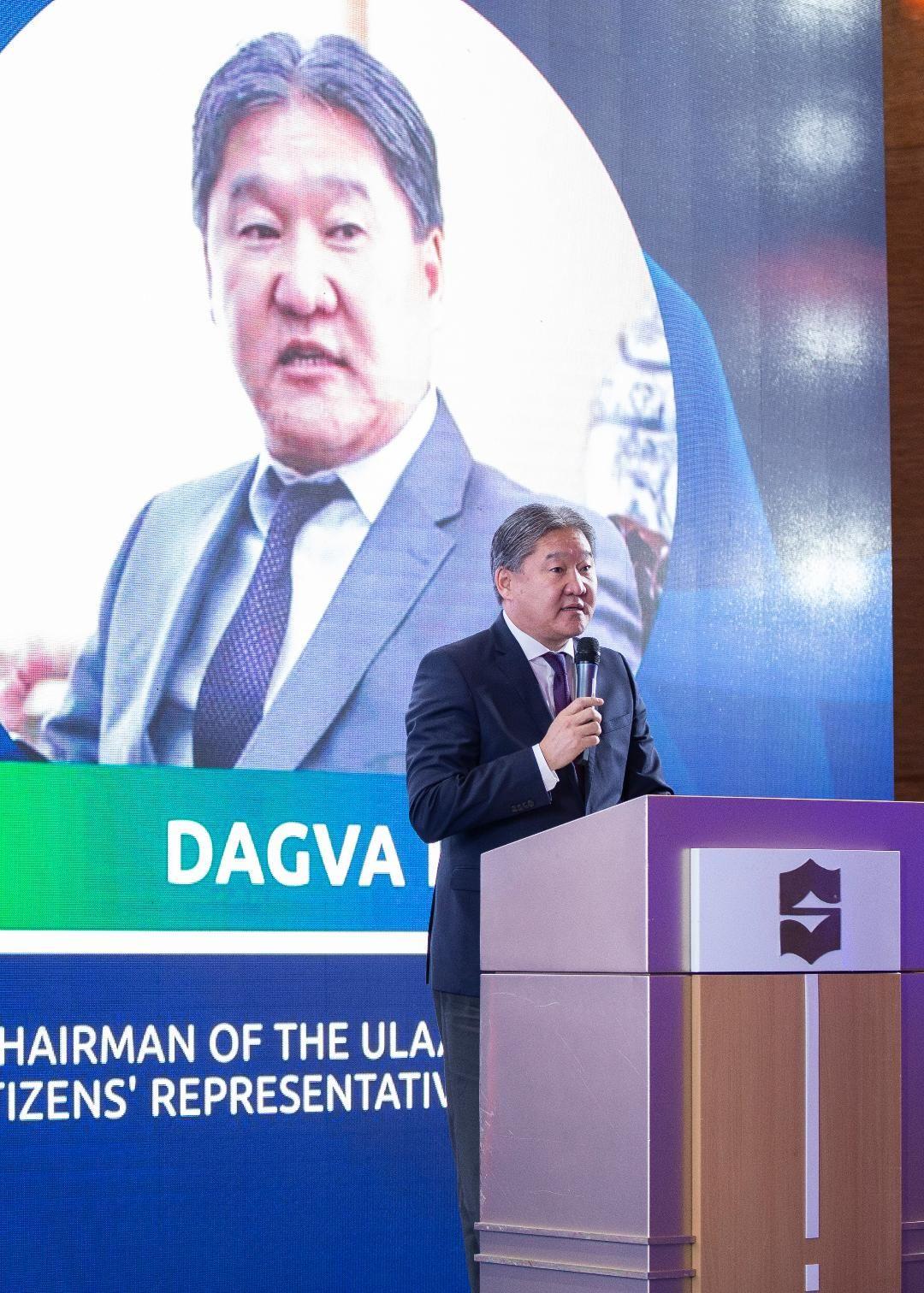 Р.Дагва: Улаанбаатар хотын хөгжлийн гарц нь технологи, инновац хэмээн үзэж байгаа