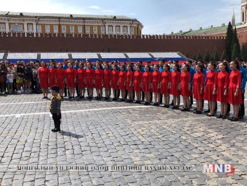 """Аугаа их """"Ялалтын баяр""""-аар Монголын нэрийг дуурсгахад зам тээврийн салбарынхан тусалжээ"""