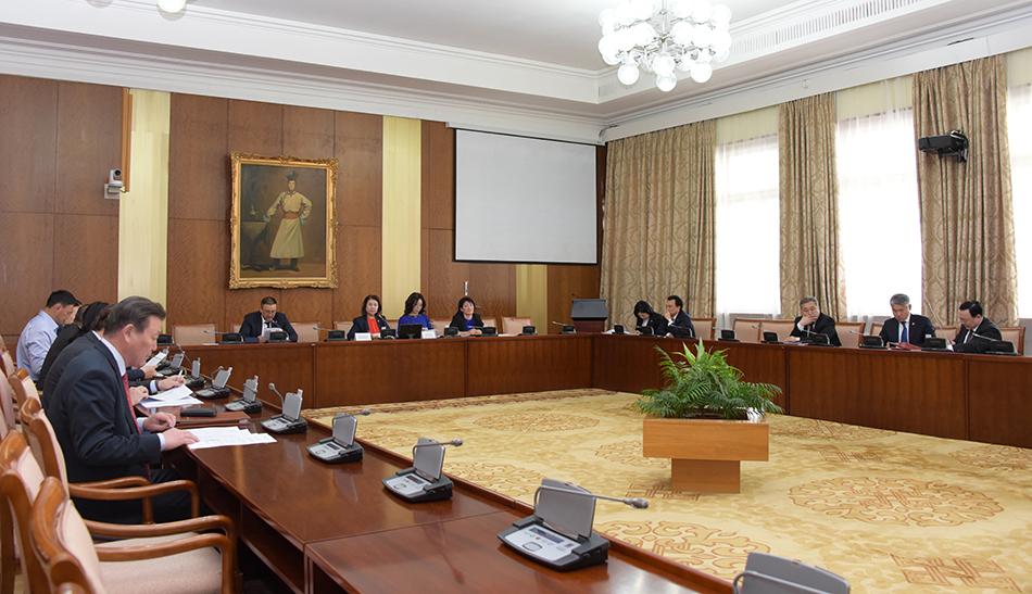 Монгол Улсын эдийн засаг, нийгмийг 2020 онд хөгжүүлэх үндсэн чиглэлийн төсөлд 20 зорилтын хүрээнд 118 бодлогын арга хэмжээг тусгажээ