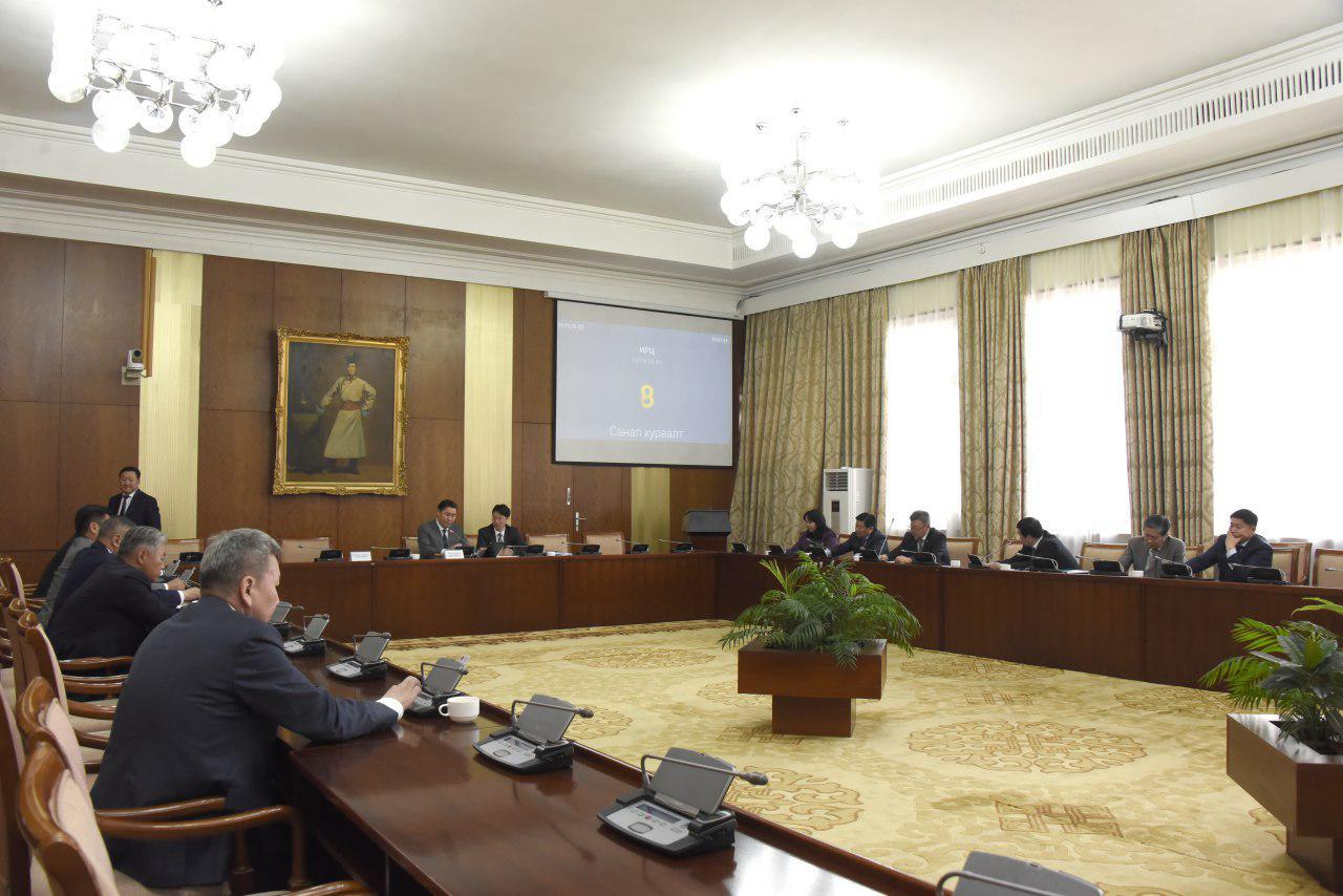 Монгол Улсын эдийн засаг, нийгмийг 2020 онд хөгжүүлэх үндсэн чиглэл батлах тухай тогтоолын төслийн анхны хэлэлцүүлгийг хийлээ