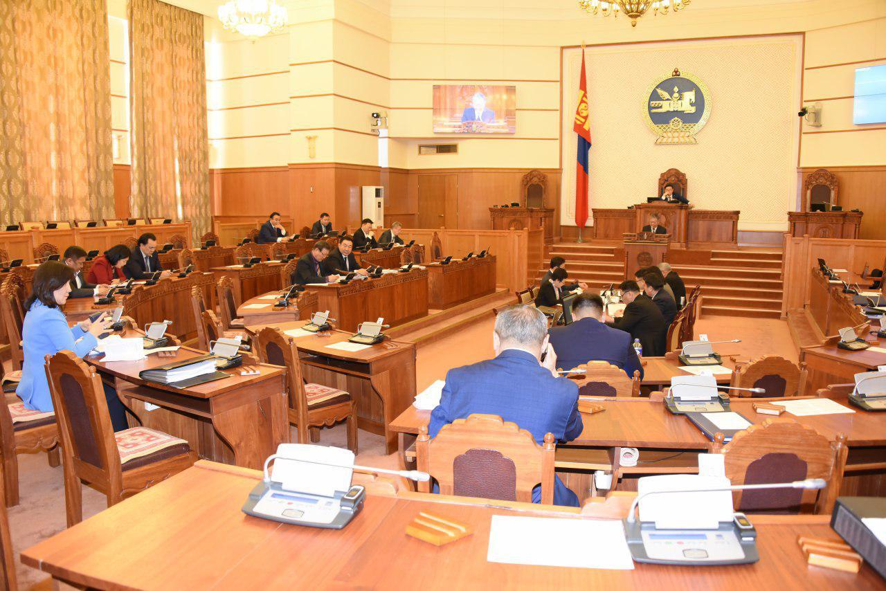Монгол Улсын эдийн засаг, нийгмийг 2020 онд хөгжүүлэх үндсэн чиглэл батлах тухай тогтоолын төслөөр завсарлага авлаа