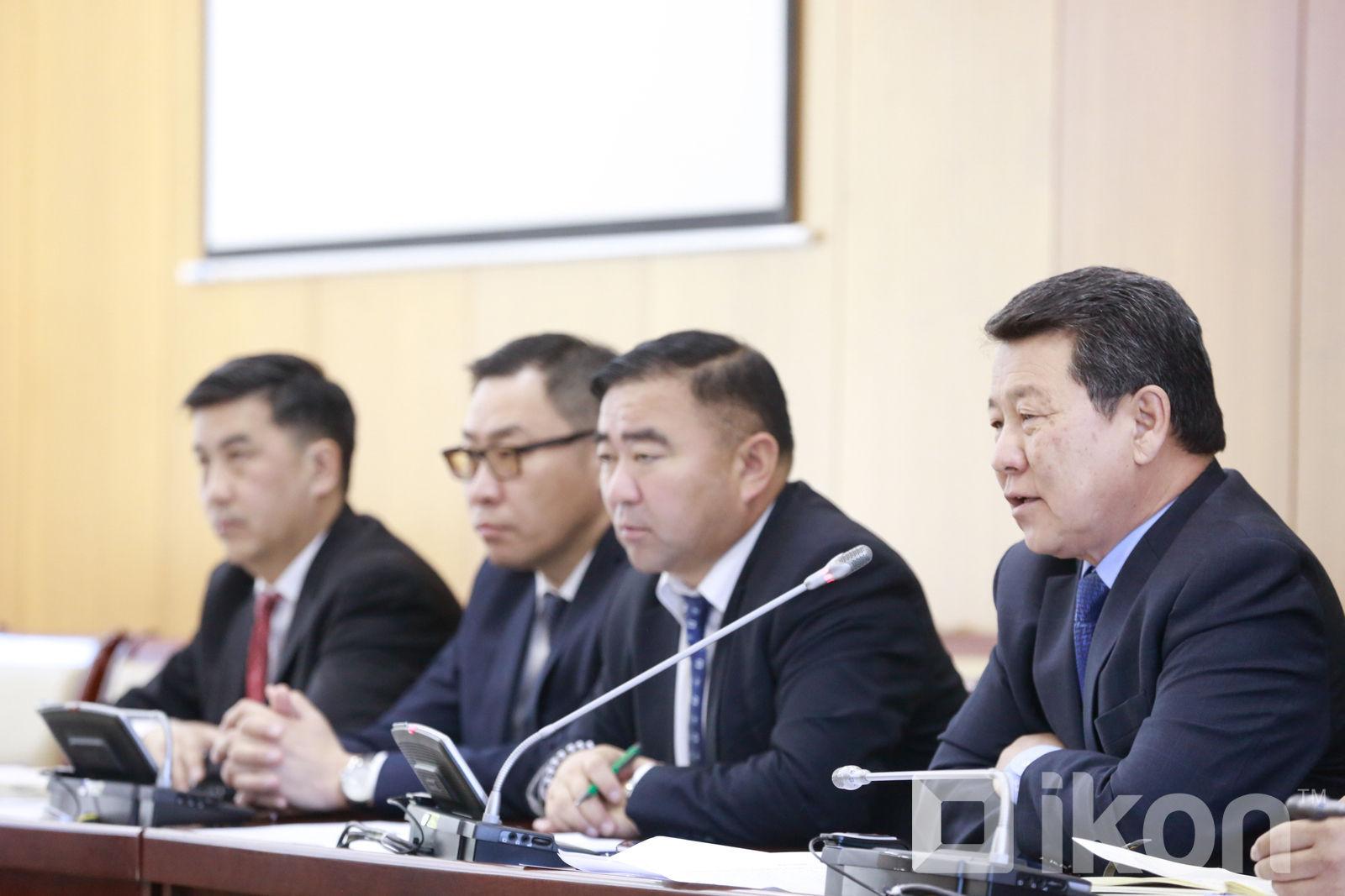 Ч.Улаан: Хятадын компани Монголын 50 га газарт хүлэмжийн аж ахуй эрхлэх асуудал бидэнд тавигдаагүй