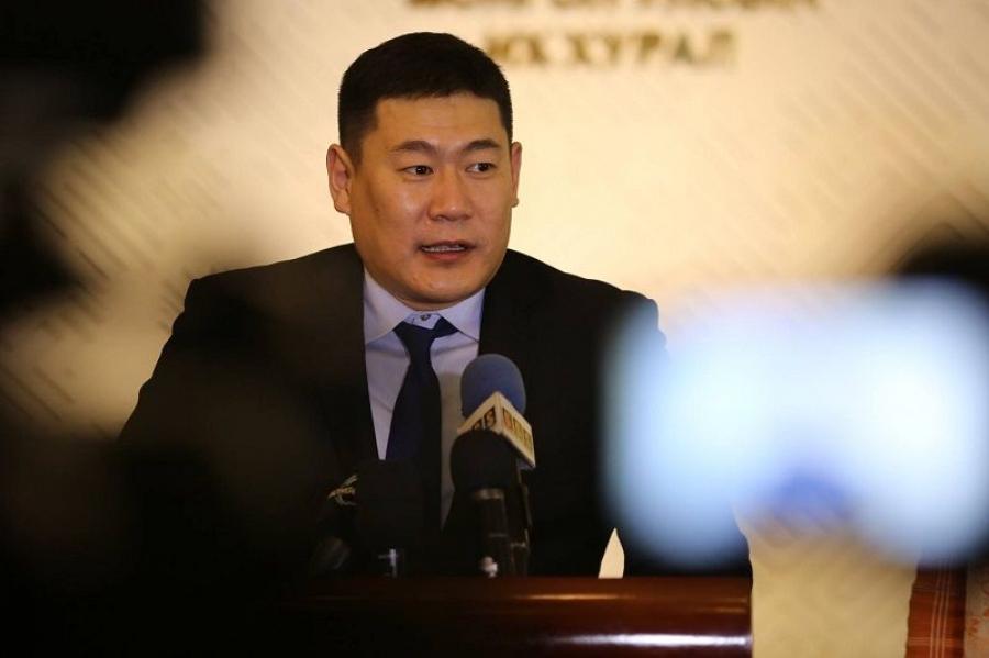 Л.Оюун-Эрдэнэ: Монгол улсыг нэг том тойрог болгох хувилбарыг дэмжиж байгаа