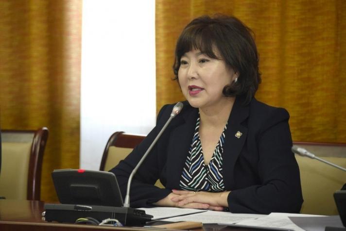 Д.Сарангэрэл: Монгол хүний дундаж насыг 78-д хүргэх зорилттой байна