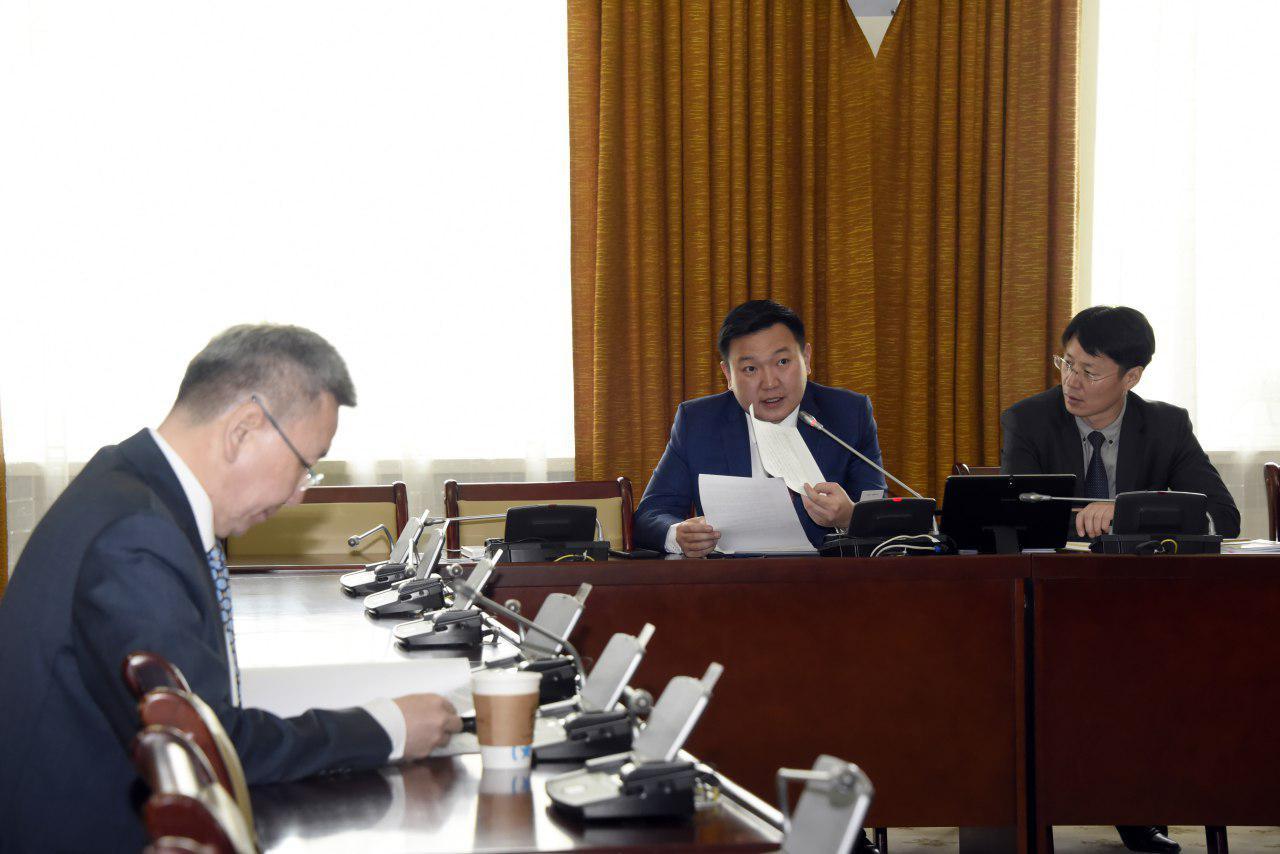 Цахим бодлогын түр хороо Монгол Улсын Засгийн газарт чиглэл өгөх тухай тогтоол баталлаа