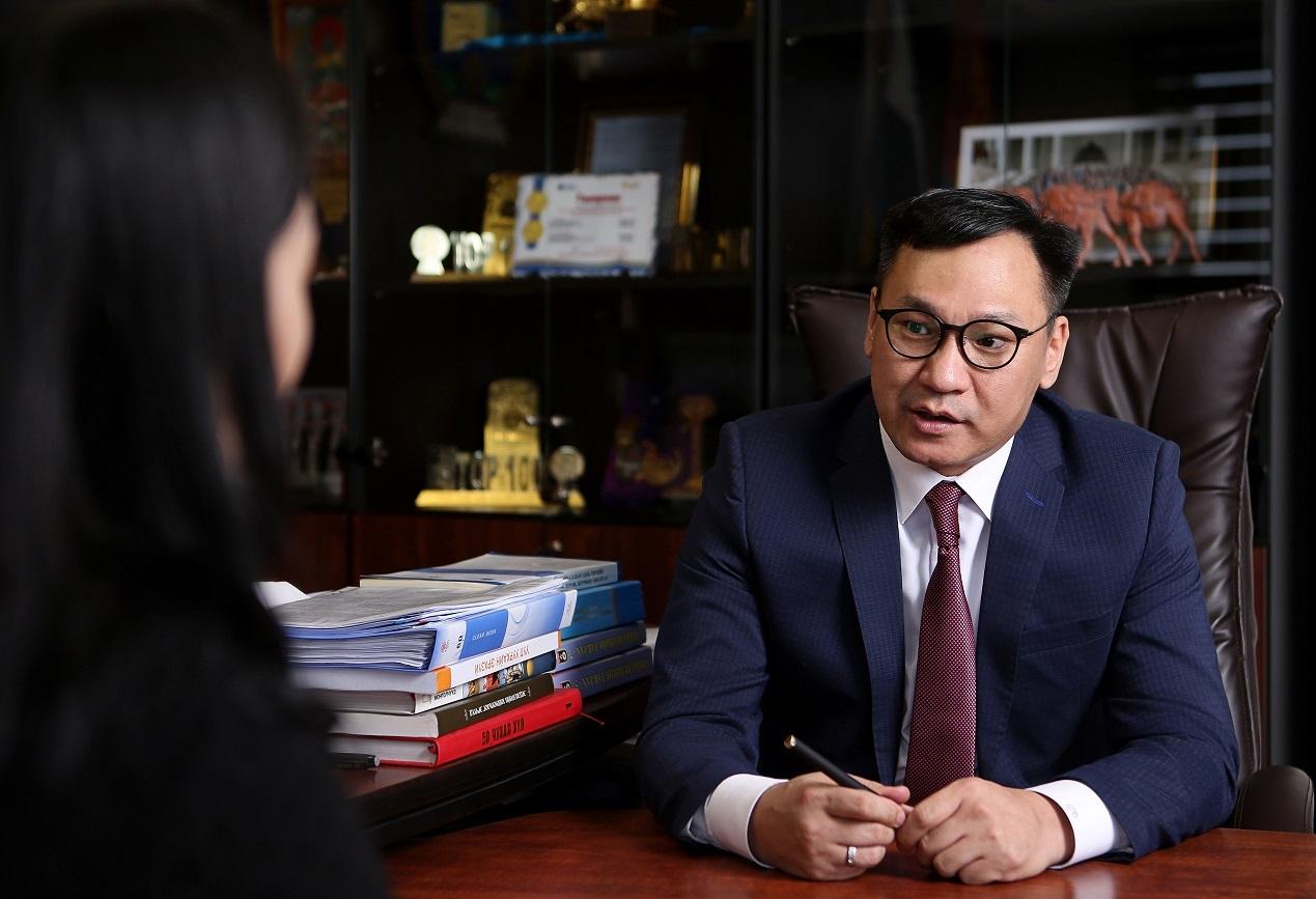 Б.Ганхуяг: Тавантолгой төсөл Монгол хүн бүрийн санхүүгийн баталгаа, нэрийн хуудас нь байх бүхий л боломжийг бүрдүүлэхийн төлөө ажиллана
