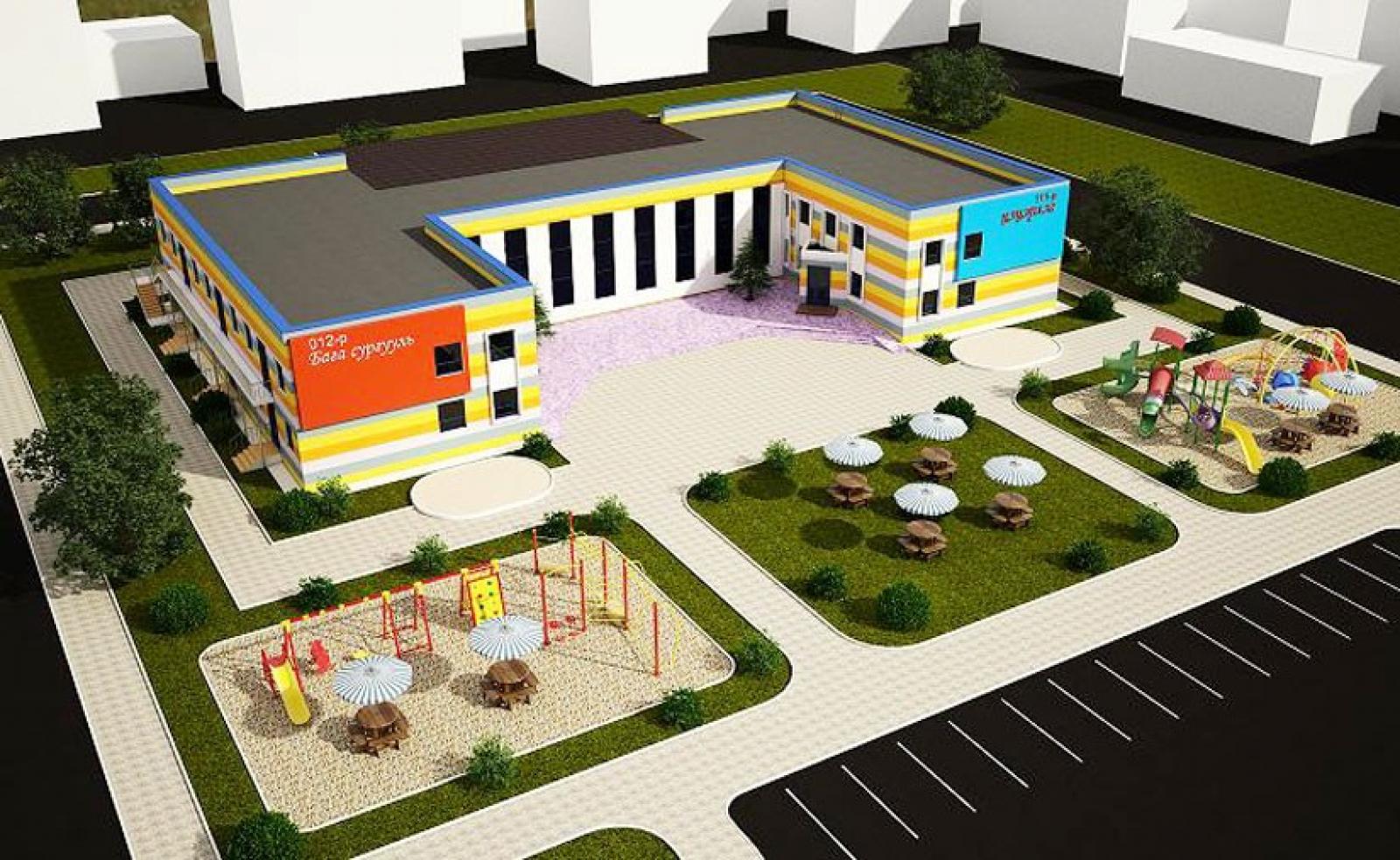 Шинээр баригдаж буй хороолол, хотхонд сургууль, цэцэрлэгийг төлөвлөж барихаар болов