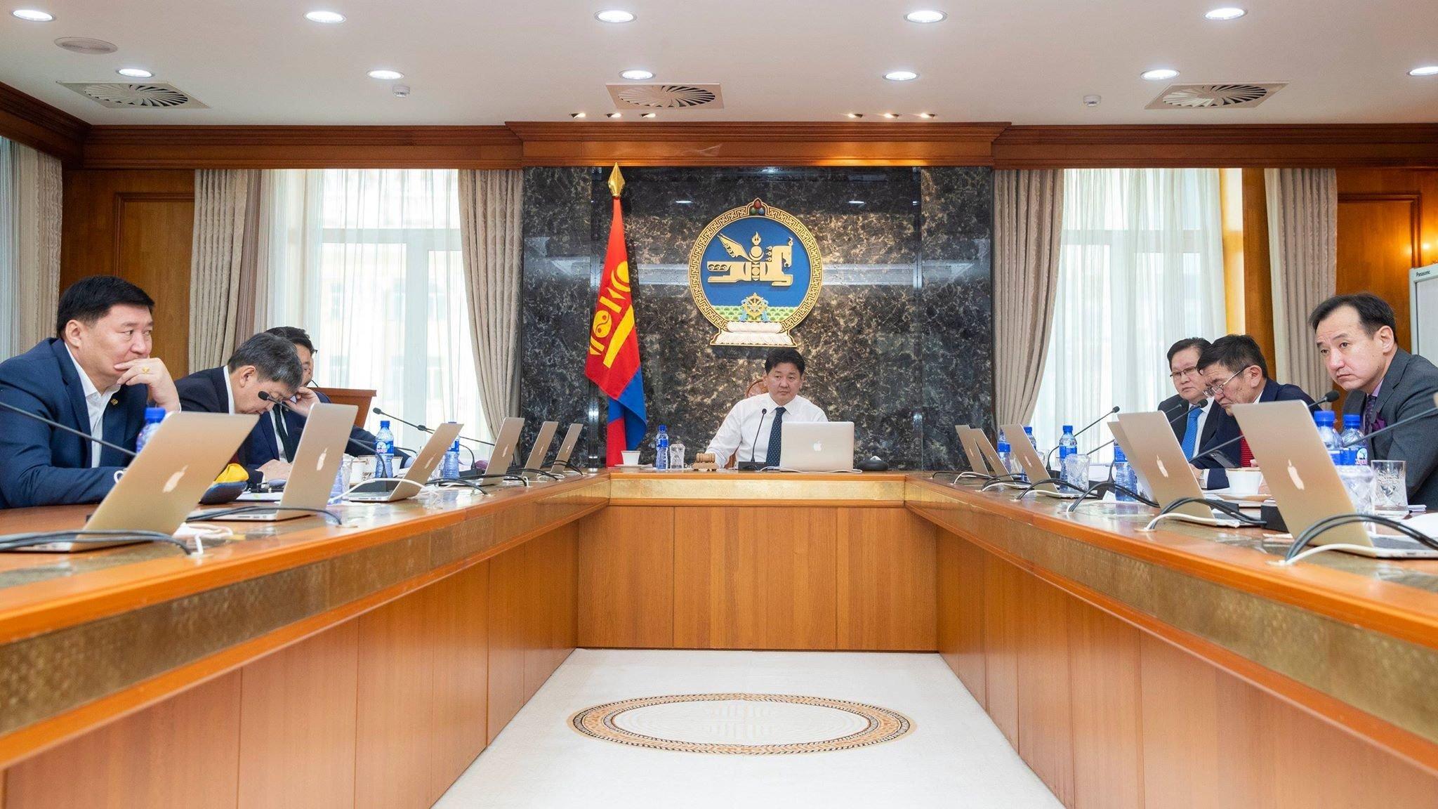 """""""Монгол Улсын 2018 оны төсвийн гүйцэтгэлийг батлах тухай"""" тогтоолын төслийг УИХ-д өргөн мэдүүлнэ"""