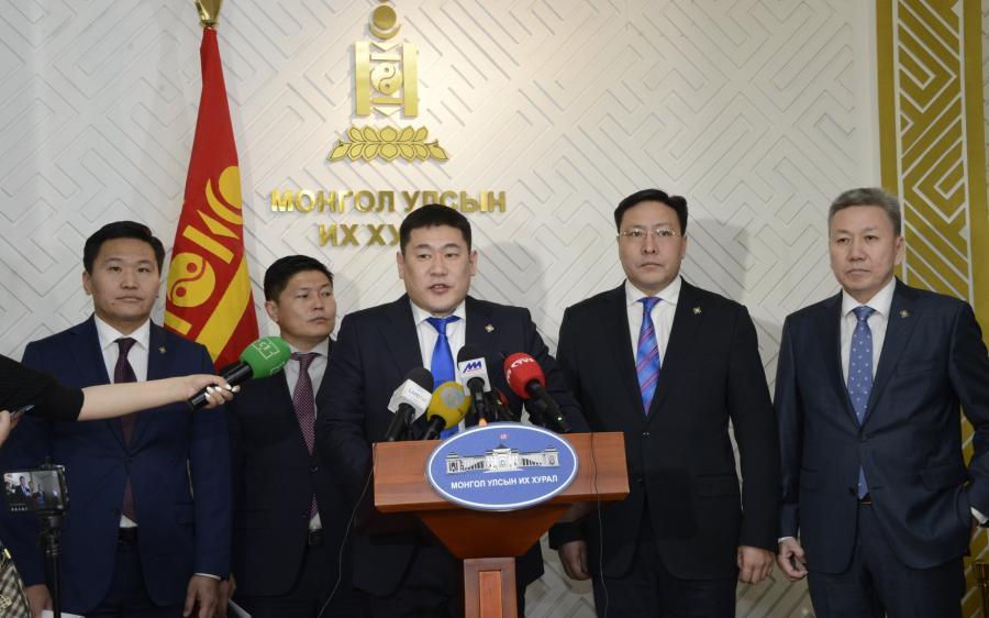 """""""Баялагтаа эзэн Монгол"""" лобби бүлгээс нэр бүхий шүүгчийг өөрчлөх хүсэлтээ ҮАБЗ-д хүргүүлсэн байна"""