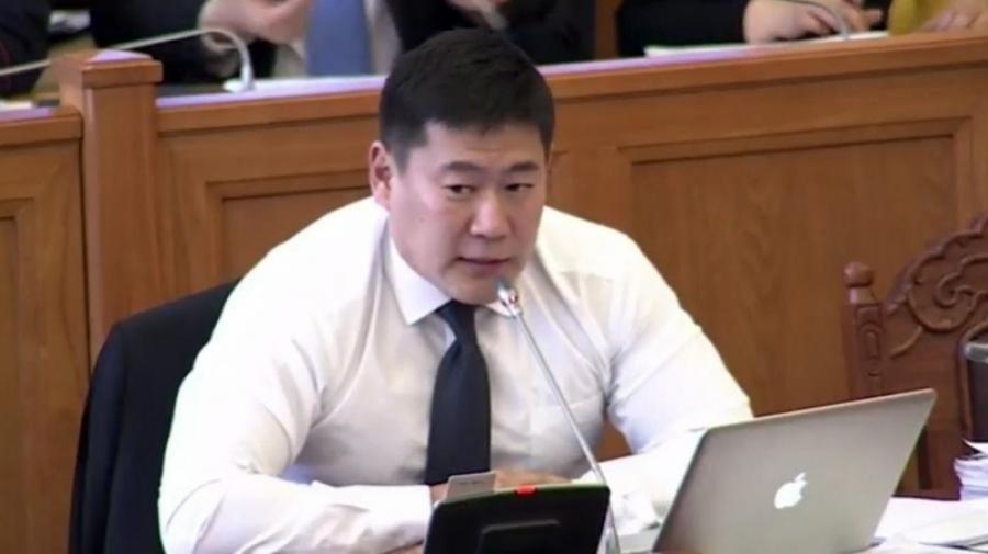Л.Оюун-Эрдэнэ: Монгол Улс саарал жагсаалтад орох эрсдэлтэй хэвээр байгаа
