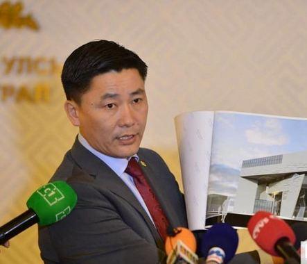 Чингис хааны музей байгуулна