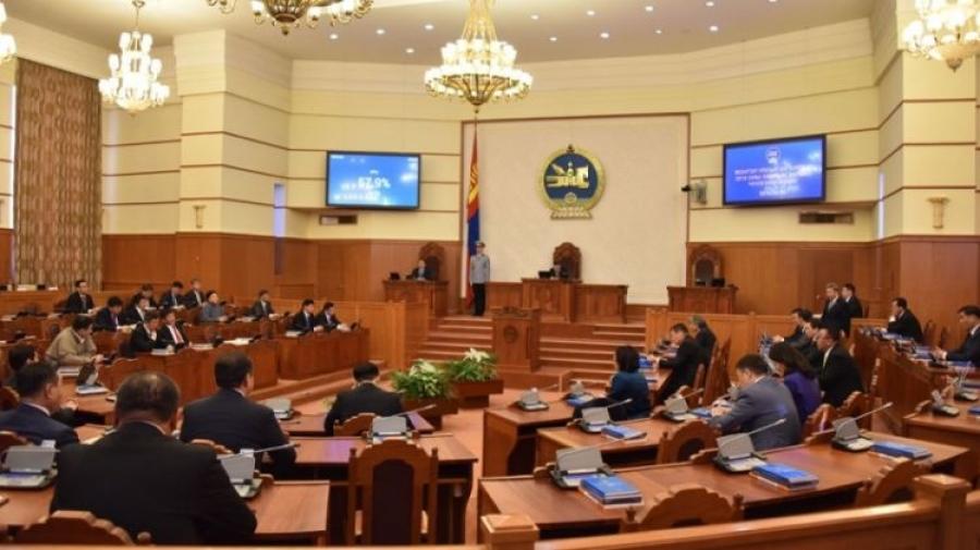 Парламентын ардчиллыг төлөвшүүлж, ард түмний засаглах эрхийг хангахтай холбоотой саналын томьёоллуудаар санал хураалт явууллаа