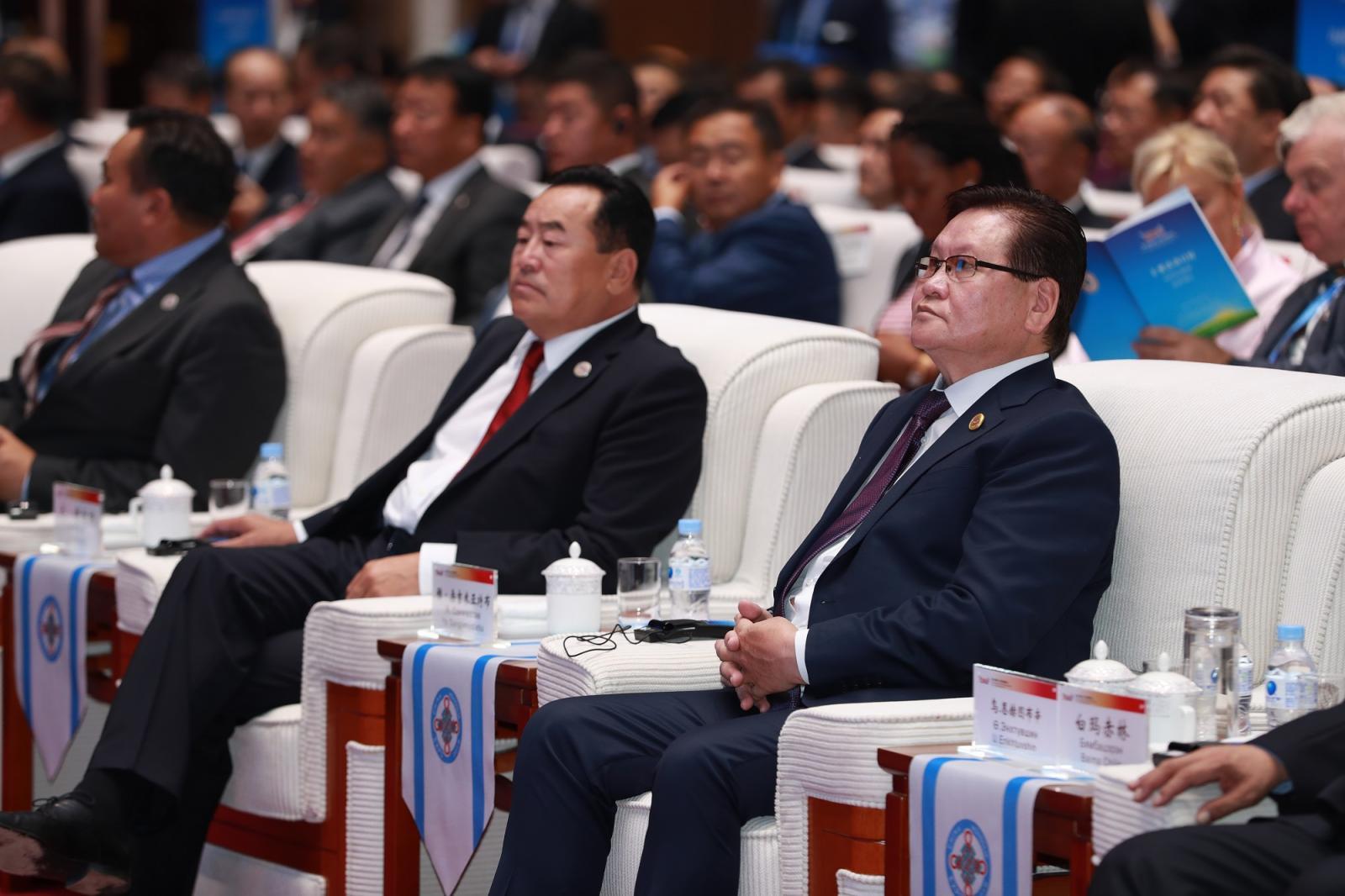 Нэмүү өртөг шингэсэн хөдөө аж ахуйн бүтээгдэхүүний худалдааг түлхүү хөгжүүлэхэд Монгол-Хятадын экспо онцгой ач холбогдолтой