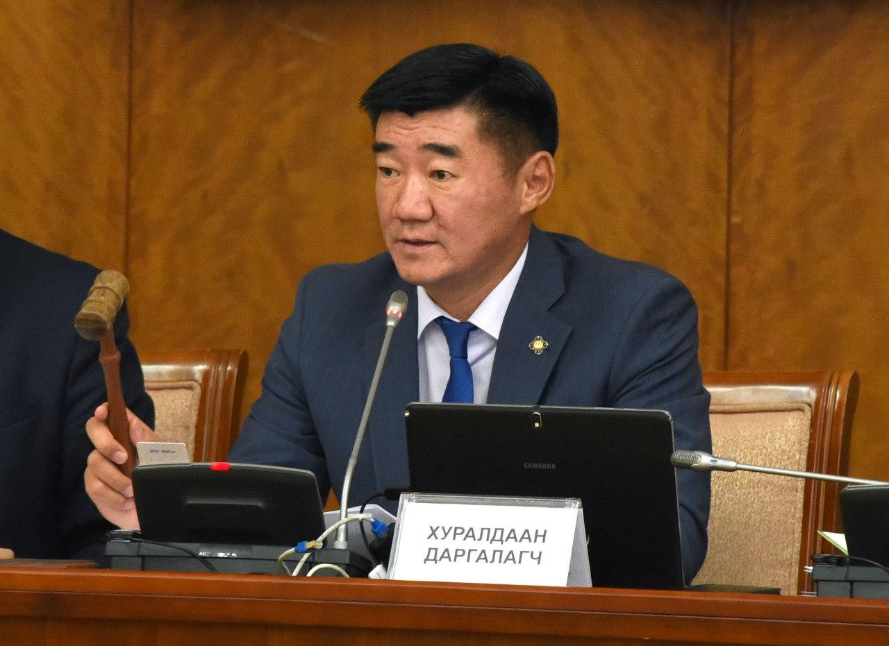 ТББХ: Монгол Улсын Үндсэн хуулийн нэмэлт, өөрчлөлтийн эхийг батлах тухай УИХ-ын тогтоолын төслийг дэмжлээ