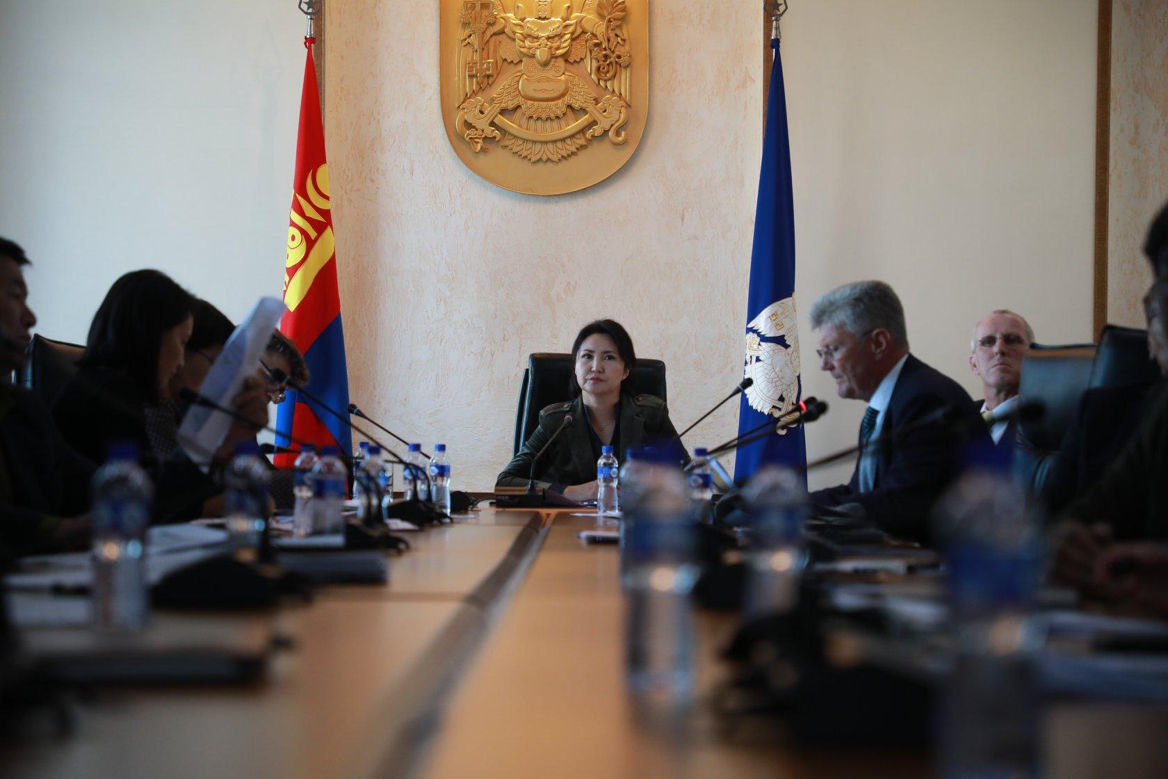 """""""Монгол Улс дахь барилга байгууламжийн эрчим хүчний үр ашиг"""" төслийг хангалттай, сайн гэж үнэллээ"""