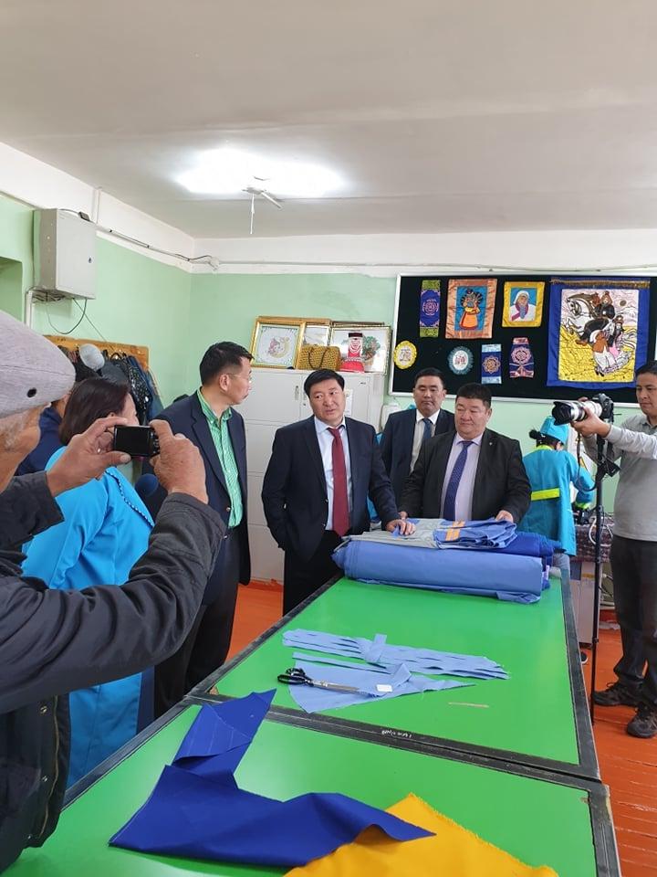 АХБ-ны 800 000 $-ын дэмжлэгээр Хөвсгөлийн МСҮТ-ийн сургалтын орчныг сайжруулна