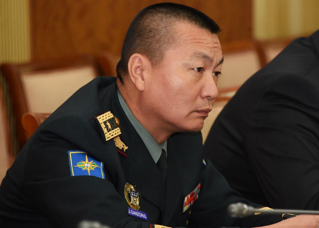 Чуулган: Д.Ганзоригийг Зэвсэгт хүчний Жанжин штабын даргаар томиллоо