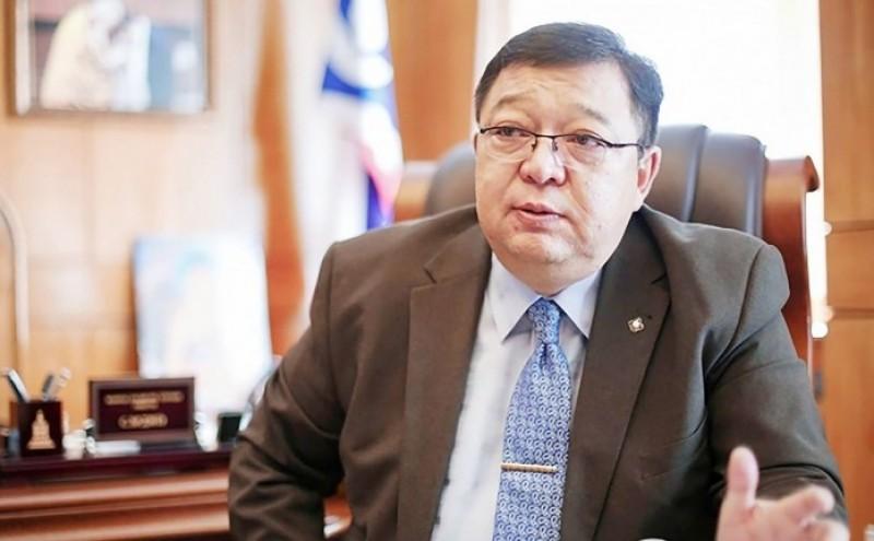 С.Эрдэнэ: Сагсан бөмбөгийн ДАШТ Монголд болно гэж хэн ч зүүдлээгүй байх