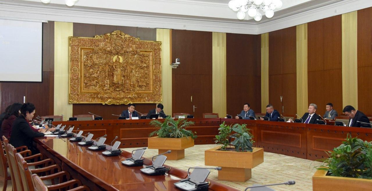 БНПУ-ын Засгийн газраас олгож буй 50 сая еврогийн экспортын зээлийн төслийг соёрхон батлахыг дэмжлээ