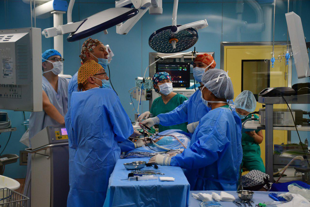 Өвчтөний аюулгүй байдал бүрэн хангагдлаа