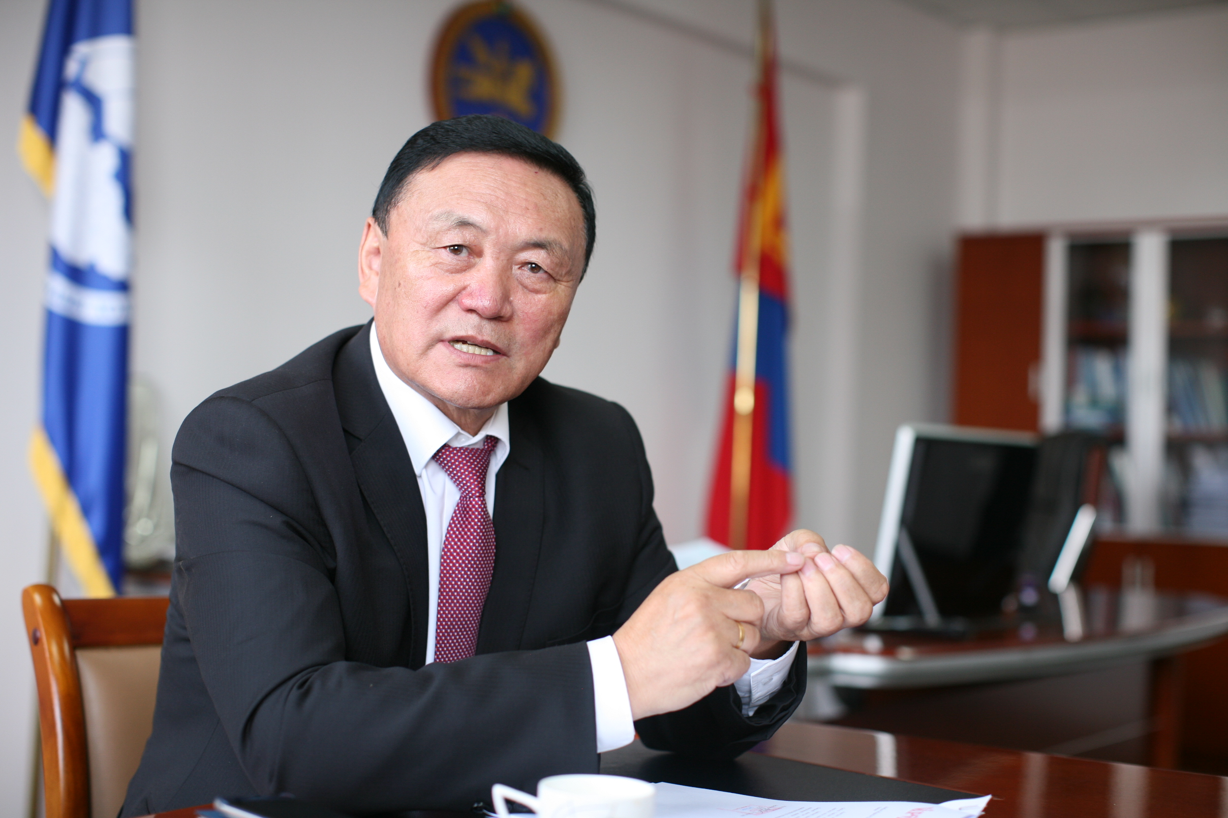 Д.Цэвээнжав: Монгол төрийн түшээ хүнлэг, оюунлаг, жудагтай хүн байх ёстой