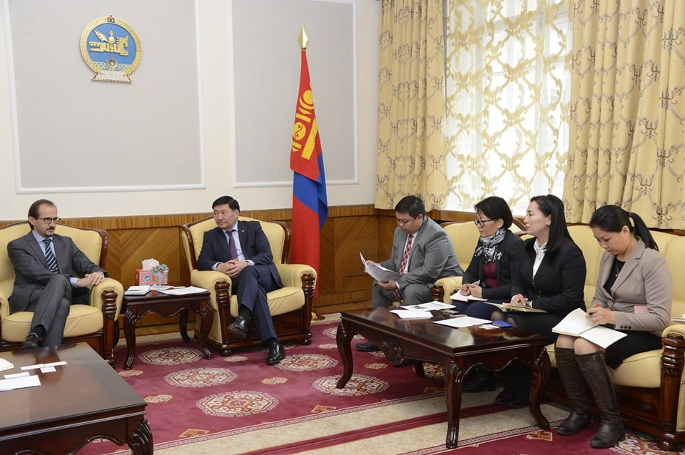 """""""Монгол Улсад дотоодын шилжилт хөдөлгөөнийг ойлгож, удирдах нь"""" төсөл хэрэгжүүлнэ"""