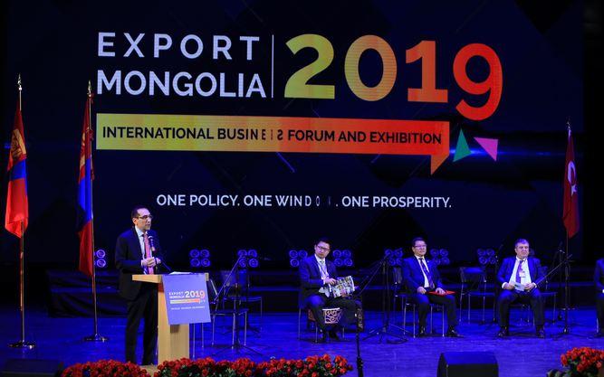 Экспорт Монгол-2019 олон улсын бизнес форум эхэллээ
