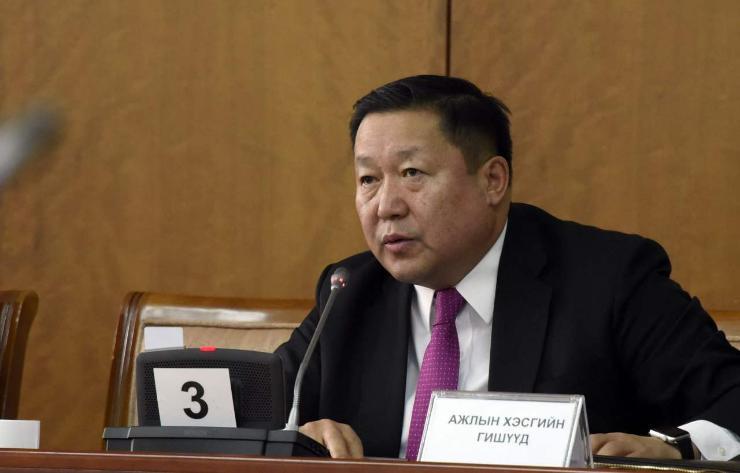 ЭЗБХ: Монголбанкны ерөнхийлөгчийг чөлөөлөх асуудлыг хэлэлцэж дэмжлээ
