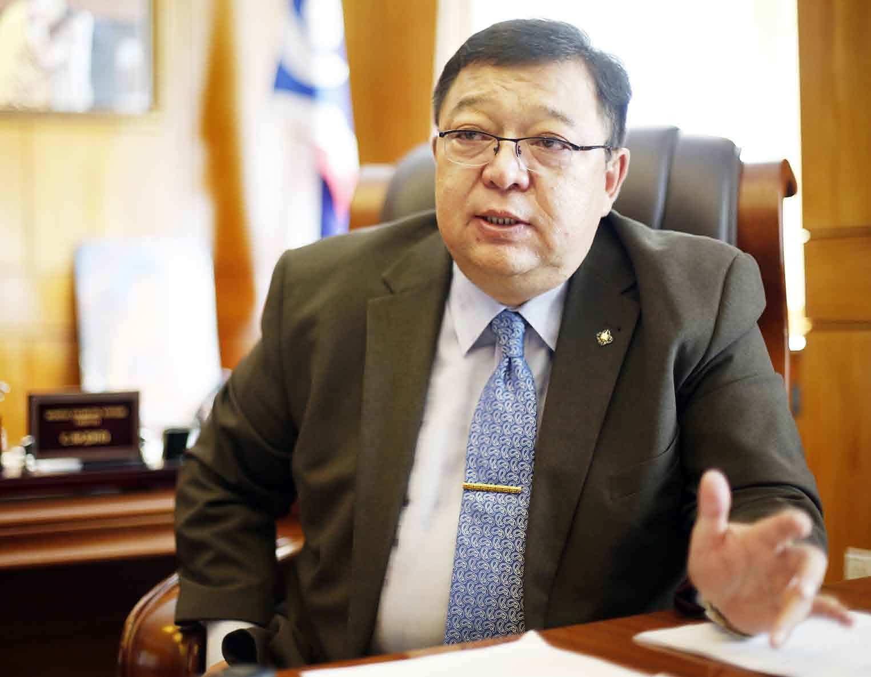 С.Эрдэнэ: Сангийн сайд Ч.Хүрэлбаатар бол Монголын номер нэг худалч