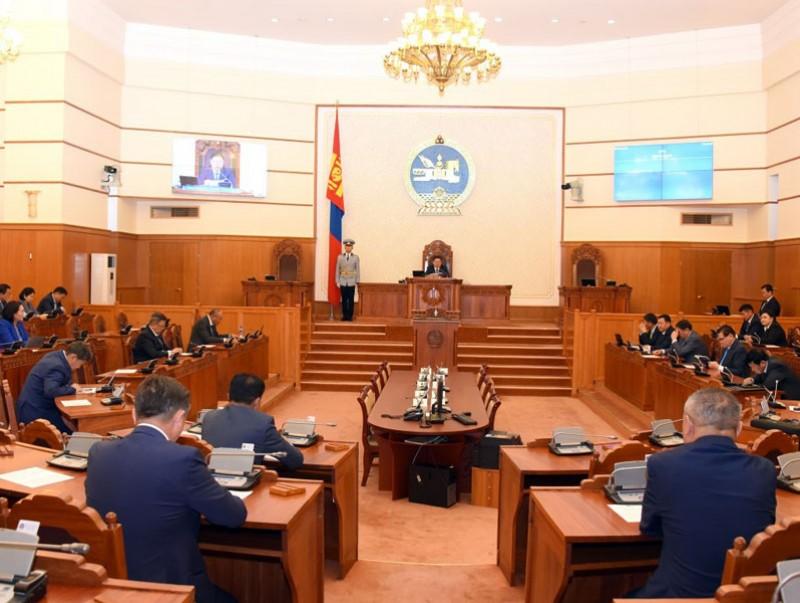Чуулганаар Монголбанкны ерөнхийлөгчийг чөлөөлөх асуудлыг хэлэлцэнэ