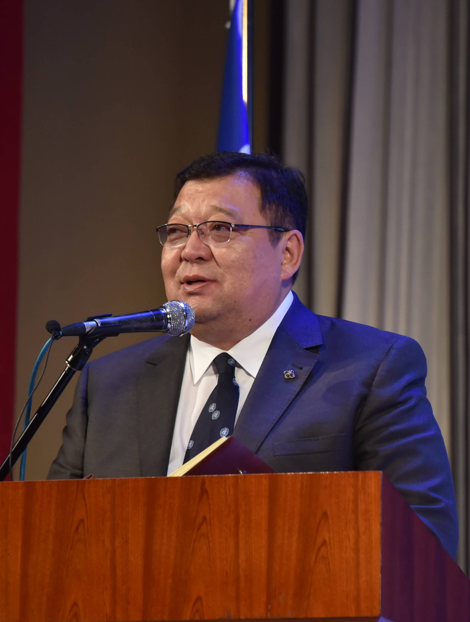 С.Эрдэнэ: Ардчилал бол Монгол улсын иргэн бүрийн үнэт зүйлтэй холбогдож, амьдрах үндэс, арга орчин нь болсон
