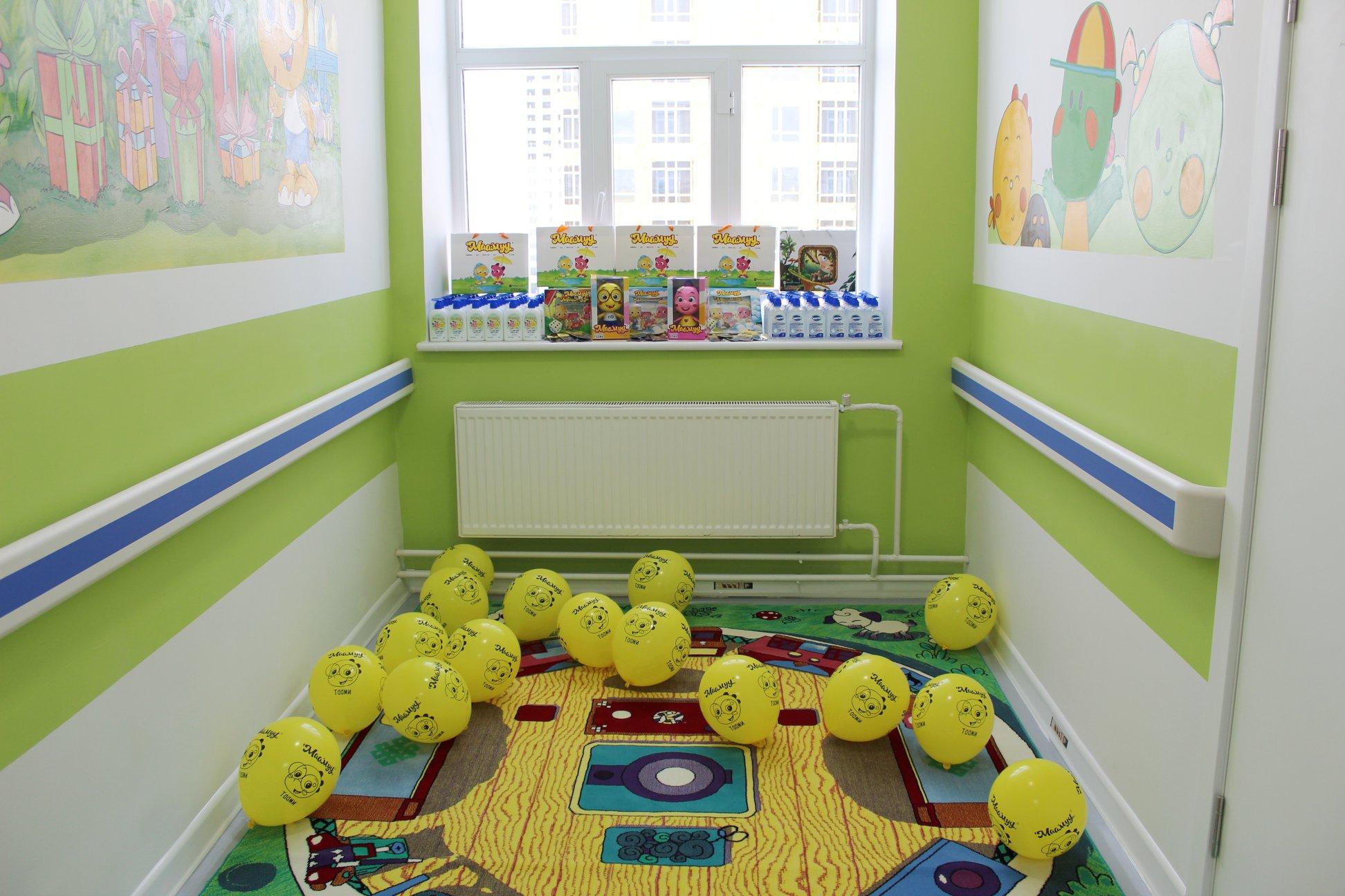 Хан-Уул дүүргийн нэгдсэн эмнэлэг 30 ортой хүүхдийн тасагтай боллоо
