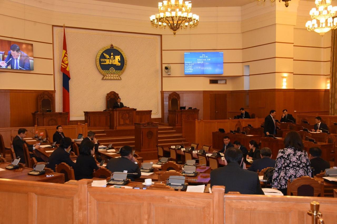 Монгол Улсын хүний эрхийн үндэсний комиссын тухай хуулийн төслийг хэлэлцлээ