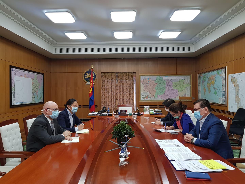 Ф.Мэрлин: Франц улсын иргэн Монголд анхны тохиолдлыг авчирсанд харамсаж байна