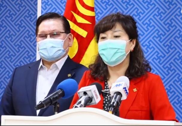 Д.Сарангэрэл: Ариутгал халдваргүйжүүлэлтийг үндэсний хэмжээнд хийх шийдвэр гаргалаа