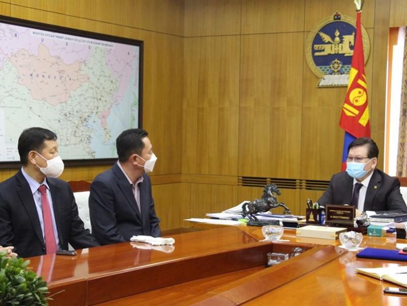 Монголд суугаа Солонгос иргэд хандивын аянд нэгдлээ
