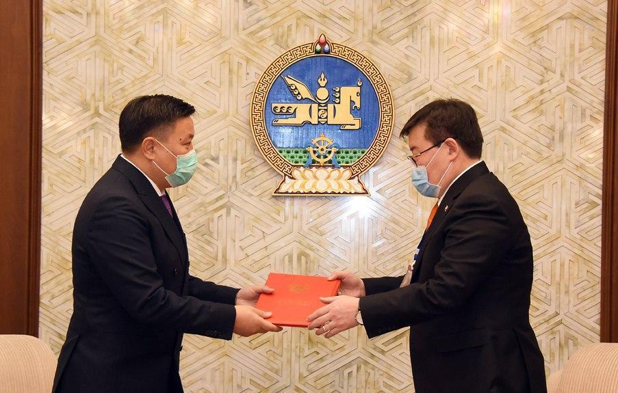 Монгол Улсын Засаг захиргаа, нутаг дэвсгэрийн нэгж, түүний удирдлагын тухай хуульд нэмэлт, өөрчлөлт оруулах тухай хуулийн төсөл