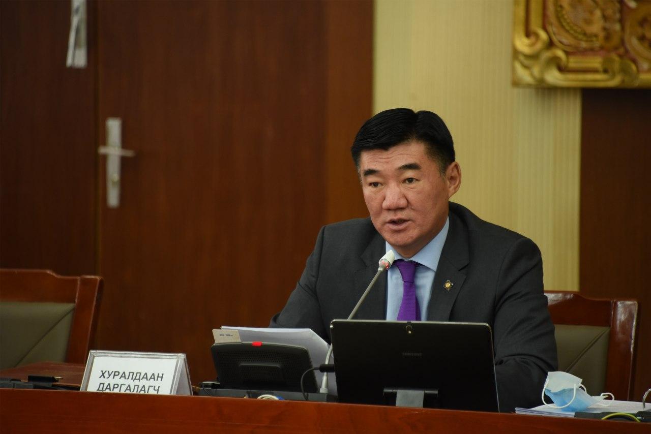 Монгол Улсын Их Хурлын тухай хуулийн шинэчилсэн найруулгын төслийг хэлэлцэхийг дэмжив