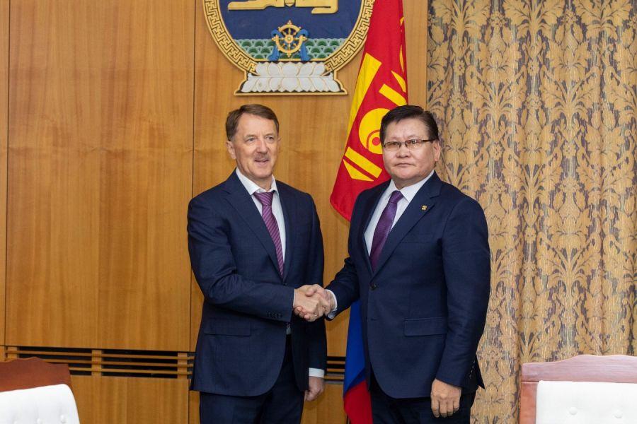 А.Гордеев: Агуу их ялалтад Монголын ард түмний оруулсан хувь нэмрийг хэзээд санан дурсах болно