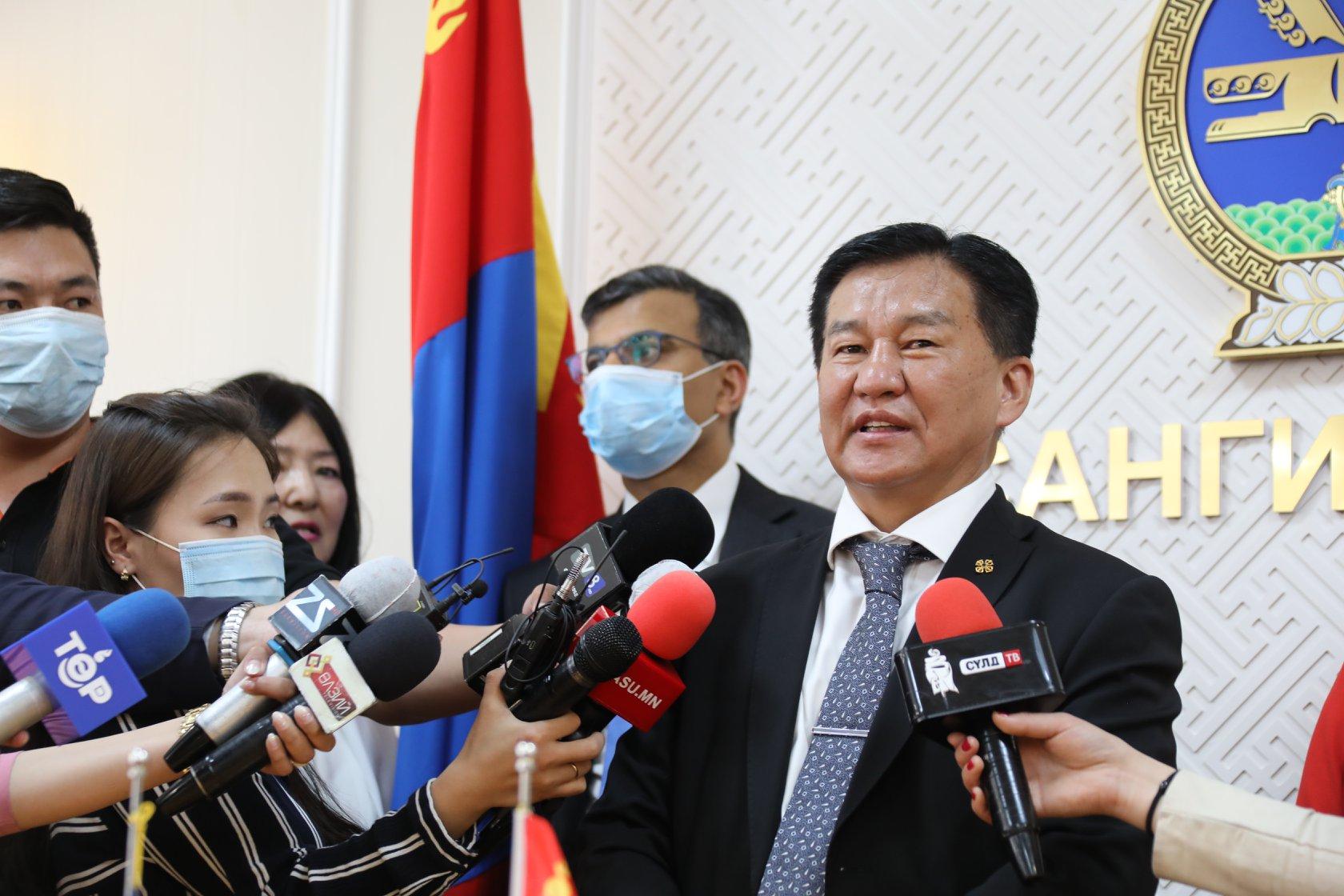 Ц.Даваасүрэн: Монгол Улс дэлхийд хамгийн томд тооцогдох батарей хуримтлуурын станцтай болох санхүүжилт шийдэгдлэ