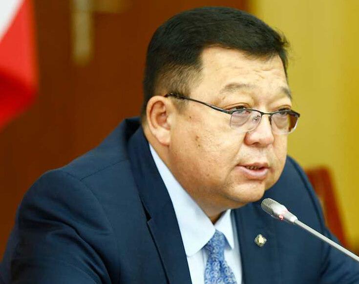 """Улсын Их Хурлын гишүүн С.Эрдэнээс """"БНТУ-ын Истанбул хот дахь Ерөнхий консулын газрын зарим ажилтнуудын холбогдсон асуудлын талаар"""" Монгол Улсын Ерөнхий сайдад тавьсан асуулга"""
