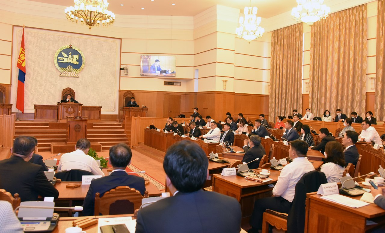 Монголын парламентын бүлгэмийг байгуулж, Бүлгэмийн Гүйцэтгэх хорооны даргаар УИХ-ын дэд дарга Т.Аюурсайханыг сонголоо