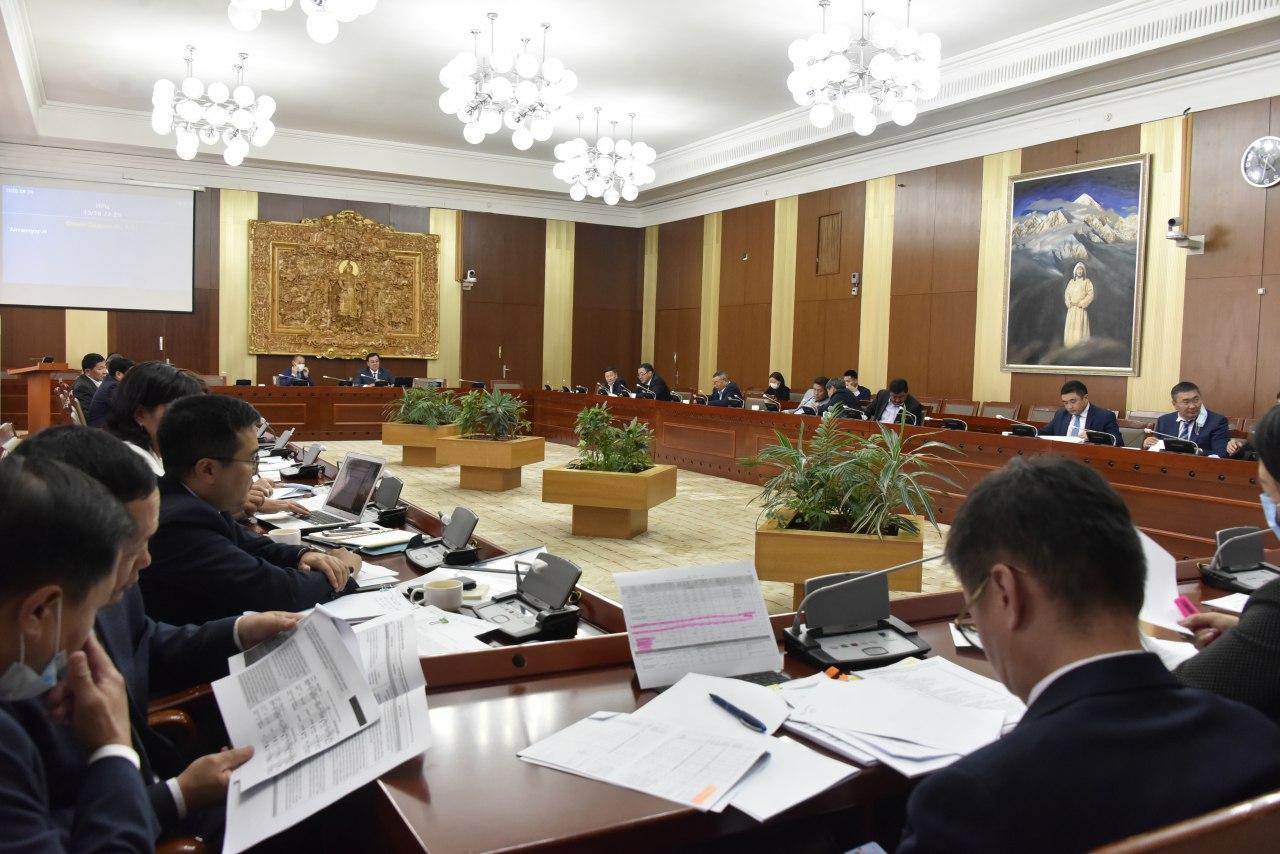 Монгол Улсыг 2021-2025 онд хөгжүүлэх таван жилийн үндсэн чиглэлийг хэлэлцэв