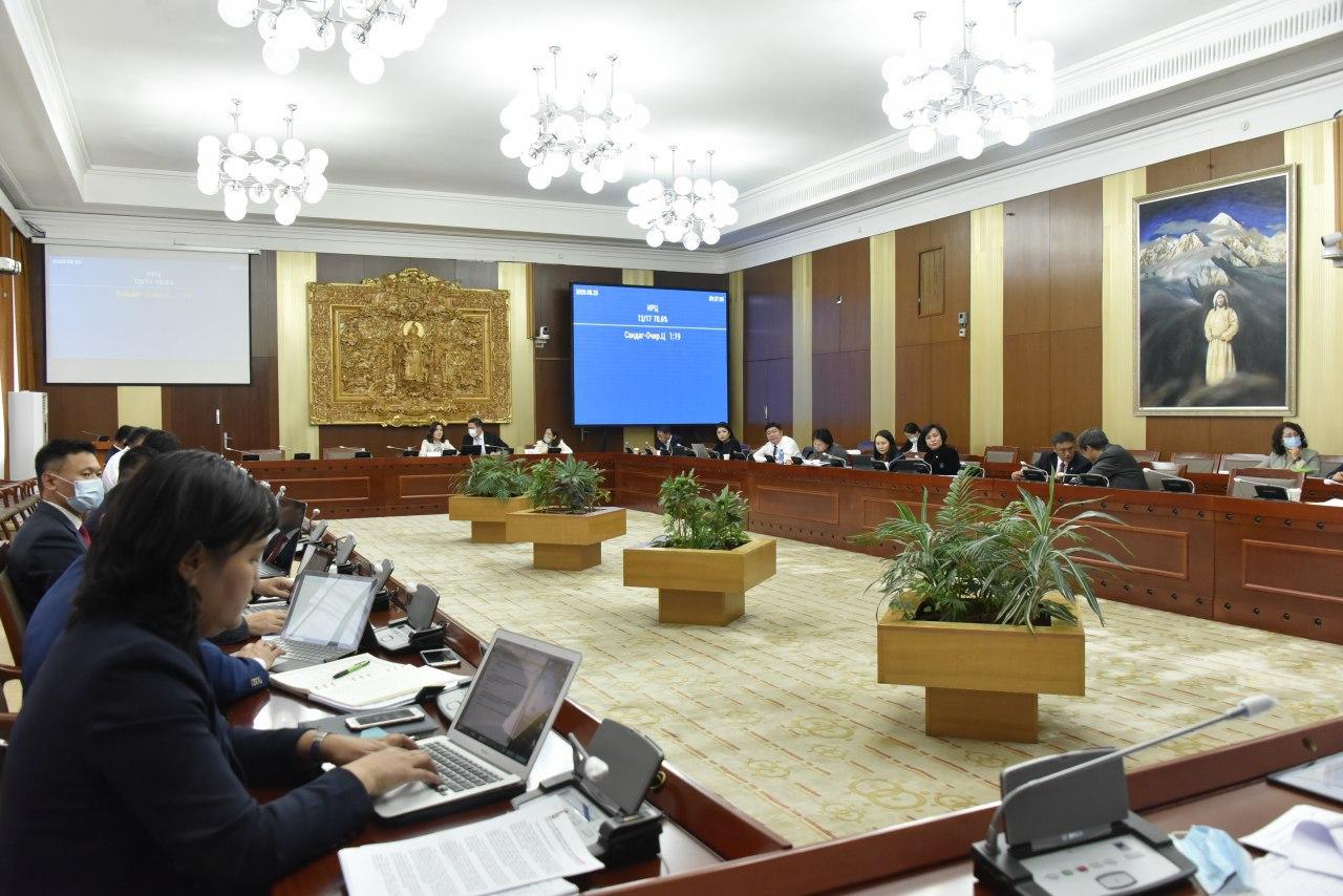 Монгол Улсыг хөгжүүлэх таван жилийн үндсэн чиглэлийн төслийн анхны хэлэлцүүлгийг хийлээ